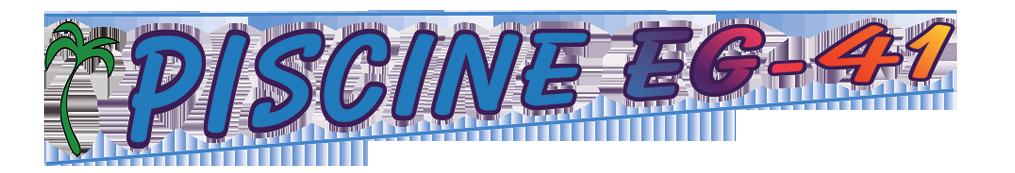 Logo Piscine EG41